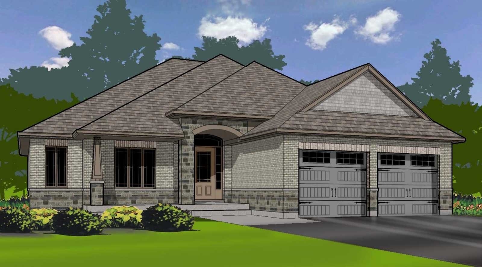 Oxford Home Plan