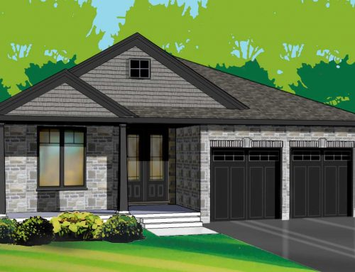 New Keswick Plan Improves On Our Most Popular Home Design!