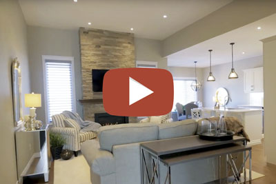 Virtual-Tour New Home St. George, ON
